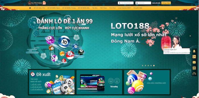 Người chơi khi đã tham gia soi cầu lô đề online tại 188loto thì sẽ được đảm bảo an toàn thông tin cá nhân tuyệt đối