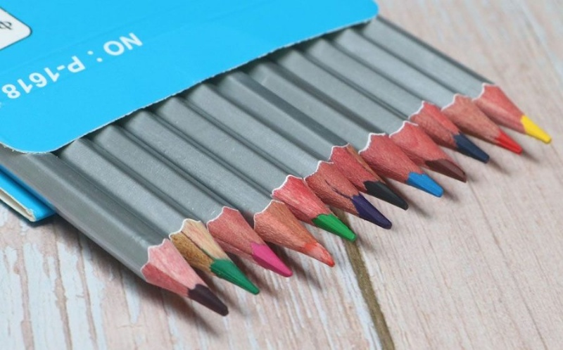 Trường hợp xuất hiện bút chì mang lại con số may mắn nào?